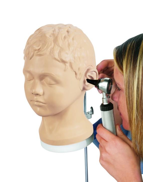 Ohrentrainer für die Diagnose & Untersuchung