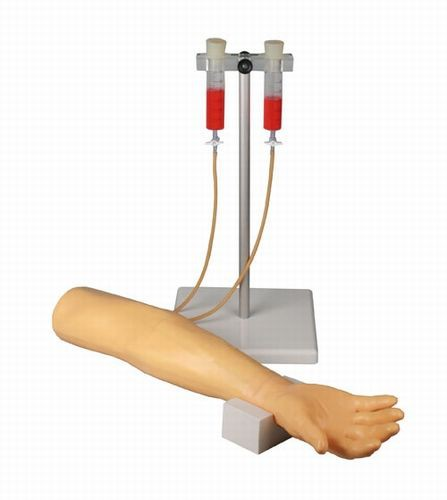 Trainingsarm fuer intravenoese Injektion und Infusion