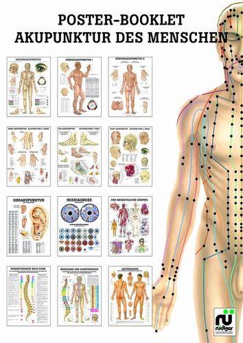Miniposter - Booklet 03 Akupunktur