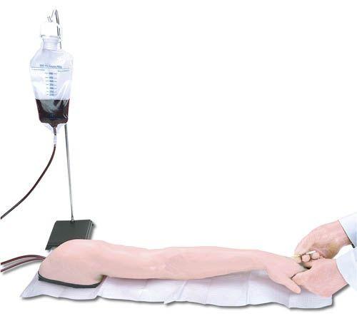 Uebungsarm Intravenoese Injektion