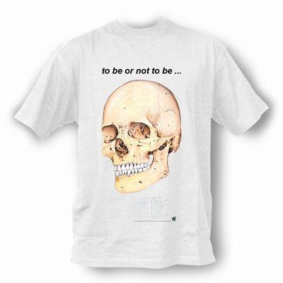 T-Shirt Schädel
