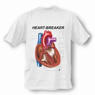 T-Shirt Herz