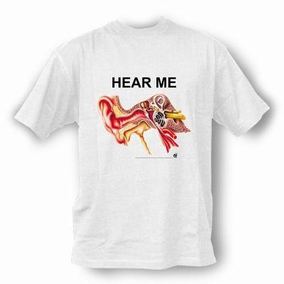 T-Shirt Ohr