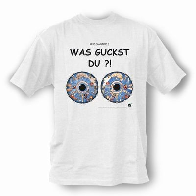 T-Shirt Irisdiagnose