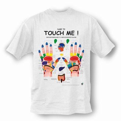 T-Shirt Handreflexzonen